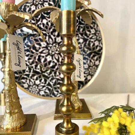 elegante und ausgefallen Kerzenständer von Light & Living