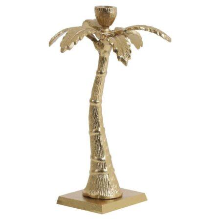 Kerzenständer TAXA, extravagant durch die Form einer Palme - von Light & Living