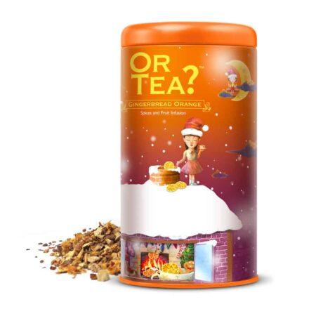 Or Tea? Gingerbread Orange, ein ganz besonderer und lecker Tee zu Weihnachten
