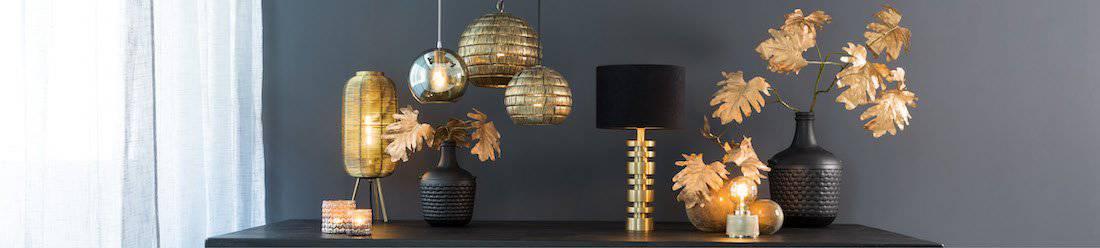Tischlampen, Hängeleuchten & Stehleuchten bei GutRaum8 von Light & Living