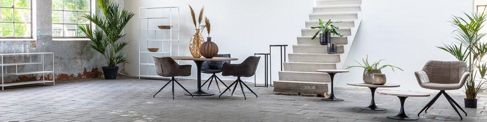 Möbel & Inneneinrichtung, Tische & Stühle von Light & Living