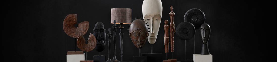 Skulpturen & Figuren von Light & Living