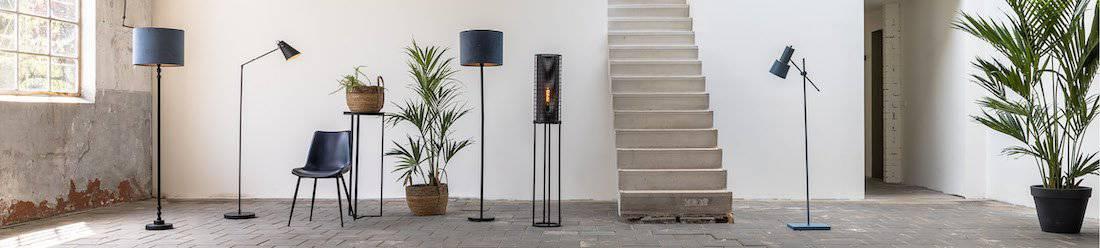 Stehleuchten bei GutRaum8, Lampen & Leuchten von Light & Living