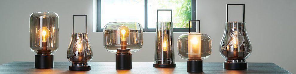 Tischlampen & Tischleuchten bei GutRaum8 von Light & Living