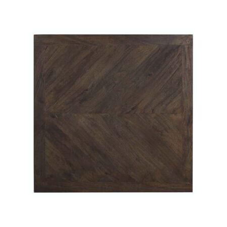 Esstisch CHISA Holz 80x80x78 cm von Light & Living