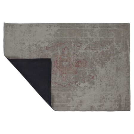 Teppich SAMARRA 230x160 cm, moderner Teppich in rosa grau von Light & Living
