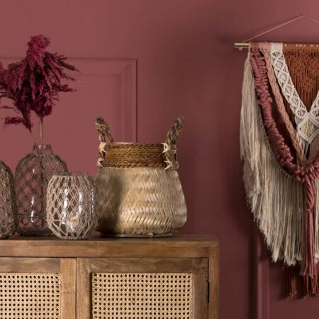 Wohnraum Dekoration, Wandteppich und Dekoration von Light & Living