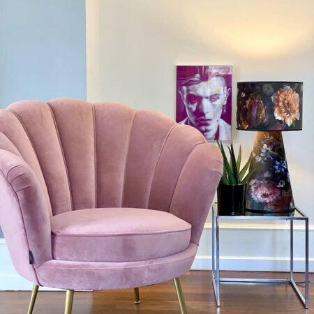 Möbel, Lampen & Leuchten - Inneneinrichtung aus Samt von Van Roon Living