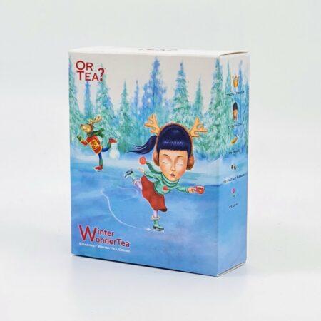 Winter Wonder TEA, süße kleine Geschenkidee, Box mit leckeren 5 Teesorten von OrTea?