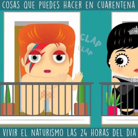 David Bowie & Audrey Hepburn, Geschenkartikel von Kalidoskopio aus Madrid