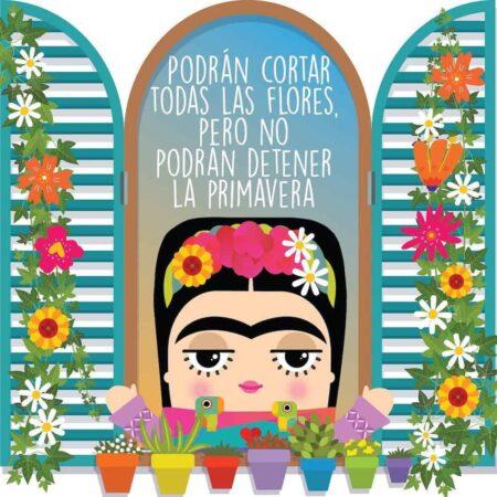 Frida Karlo, Geschenkideen von Kalidoskopio aus Madrid