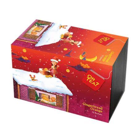 Or Tea? Gingerbread, Weihnachtstee im Teebeutel