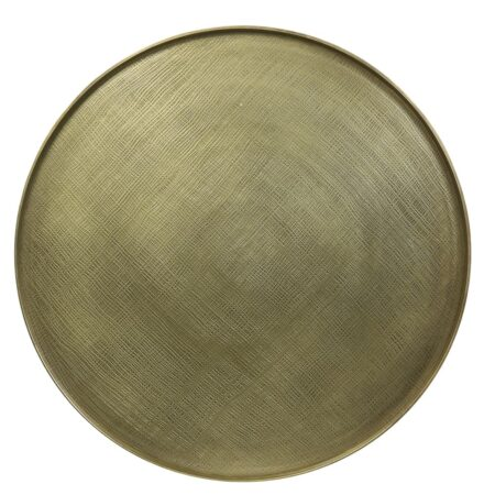 Beistelltisch POPETA antik bronze