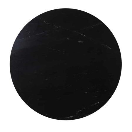 Esstisch TOMOCHI Marmor schwarz