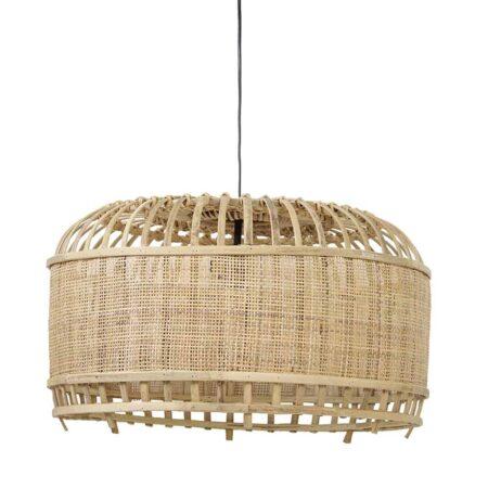 Hängeleuchte DELIKA Bambus