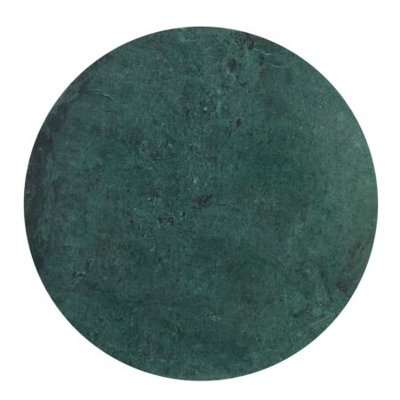 Couchtisch RICKERD grün Marmor antik bronze