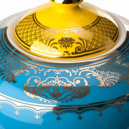 Teekanne GRANDPA, wie aus Alice im Wunderland - Porzellan Kanne von Pols Potten