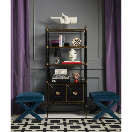 Wohnraumgelstaltung Jonathan Adler, Möbel und Wohnaccessoires aus New York