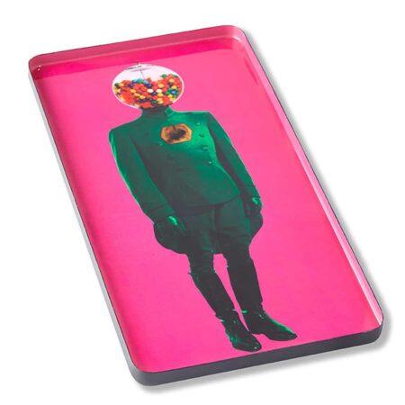Tablett CAPTAIN BOMBECK