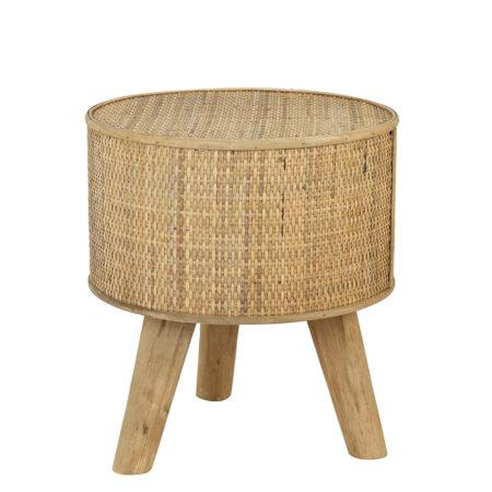 Beistelltisch CANYA Holz naturell