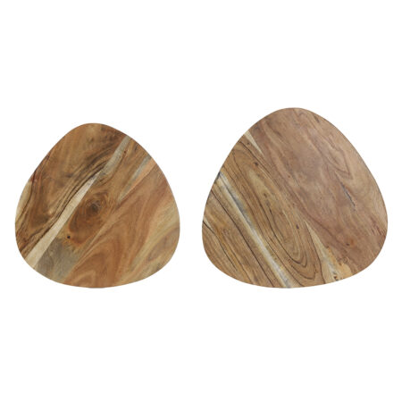 Beistelltisch CHASEY Holz naturell