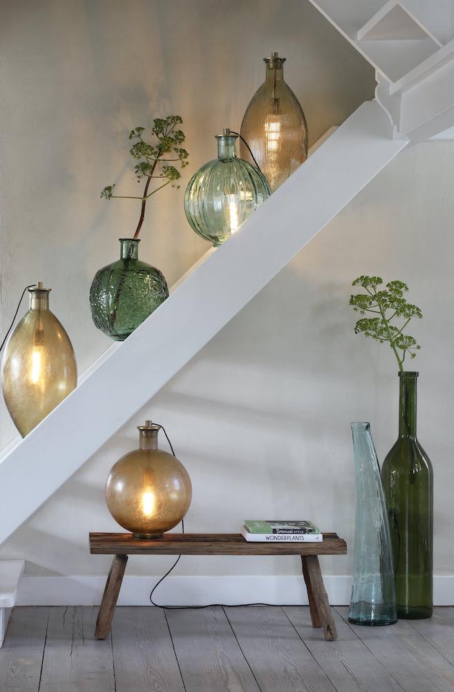 Möbe & Dekoration von Light & Living - von rosa bis gold
