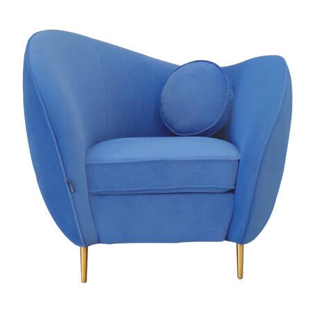 Sessel ST. REGIS blau