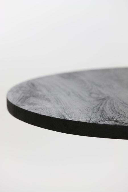 Couchtisch BICABA Holz schwarz