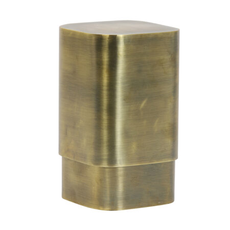 Dekobox SAMUEL antik Bronze Ø13,5x20,5 cm