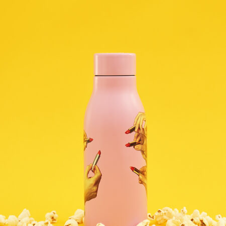 Isolierflasche LIPSTICK von Seletti