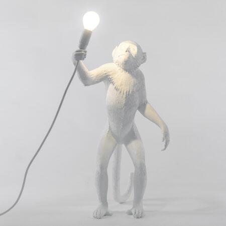 Tischlampe MONKEY von Seletti