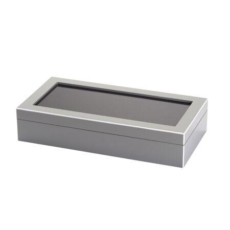 Brillenbox TANG FLANNEL in grau
