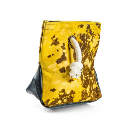 Türstopper PICASSO Stierfell gelb