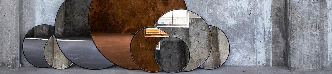 von Wandspiegel, über Deko-Spiegel bis zum Standspiegel